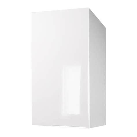 meuble haut de cuisine blanc pop meuble haut de cuisine l 40 cm blanc brillant