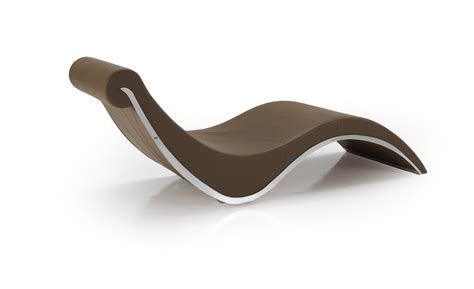 chaise longue de salon cattelan italia sylvester chaise longue