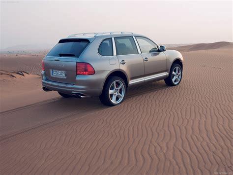 2006 Cayenne Turbo S