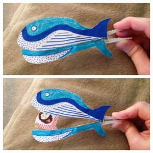 Jonah and the fish diy bible craft diy pinterest the gospel bible stories and sunday school for Pinterest bible crafts