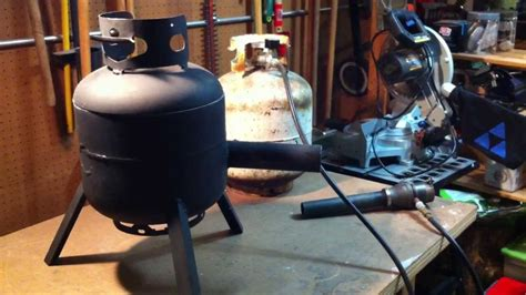 home made foundry - YouTube