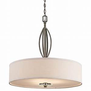 Kichler lighting oz leighton transitional drum