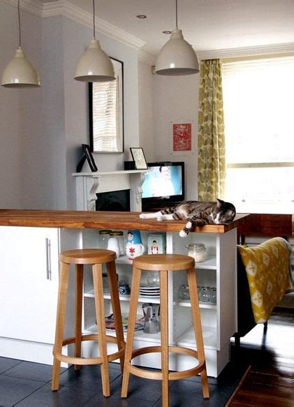 barra desayunadora de madera high chairs en