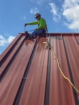 installing lightning protection systems metal construction news