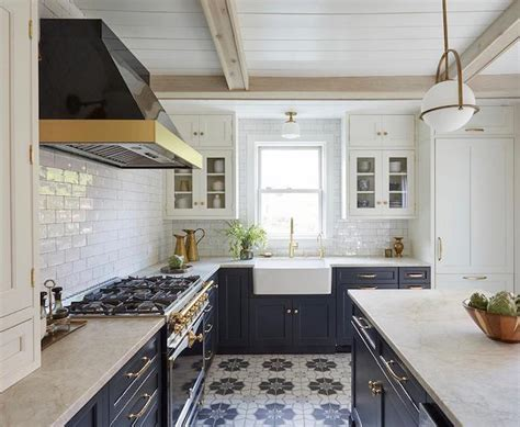 cement tile kitchen kitchen design inspiration 3 blue beautiesbecki owens 2050