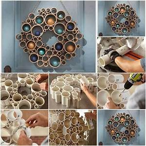 Pinterest Decoration : beautiful diy wall decor diy pinterest ~ Melissatoandfro.com Idées de Décoration