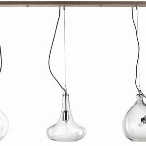 Suspension Luminaire Cuisine : luminaire cuisine 11 suspensions tendance c t maison ~ Teatrodelosmanantiales.com Idées de Décoration