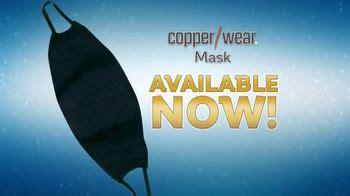copperwear mask tv commercial   news ispottv