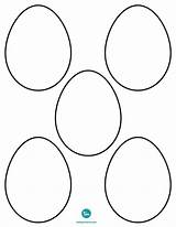 Egg Easter Coloring Blank Pages Zendoodle Printable Template Zentangle Eggs Printables Colouring Templates Paper Outline Pattern Colored Sheets Crafts Patterns sketch template