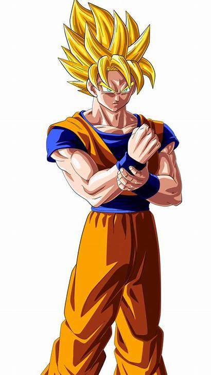 Goku Ssj Saiyan Super Transparent Dragon Ball