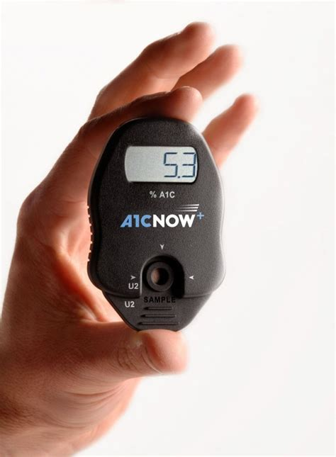 A1CNow+ Glycated Hemoglobin Monitor