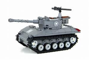 M18 US Army Hellcat Tank World War 2 Custom Set made w
