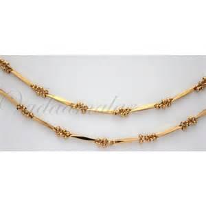 gold ear studs paayal kolusu anklets 2 nos micro gold plated leg ornament