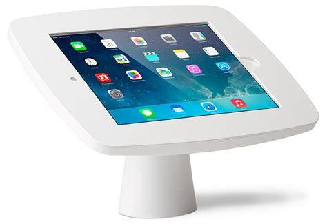 ipad kiosk table mount tryten secure ipad kiosk mount