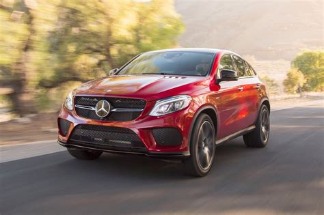 mercedes benz gle class coupe suv pricing  sale