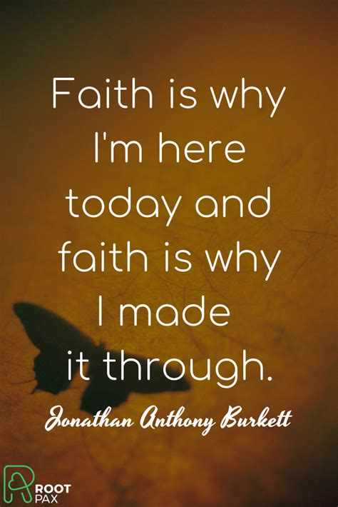 Endurance, faithfulness, steadfastness, as you can see are synonymous with perseverance. Have faith that you can make it through. Life can be so hard and lonely sometimes, but if you ...