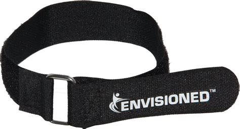 ENVISIONED Premium Cinch Straps with Stainless Steel Metal ...
