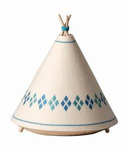 Tipi Indien Enfant : lampe tipi buokids file dans ta chambre ~ Melissatoandfro.com Idées de Décoration