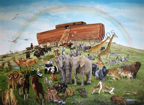 To Hell  And Back Noah's Ark  And Other Fairy Tales