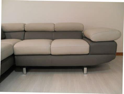 divani design offerta divano in vera pelle di designduemila offerta outlet