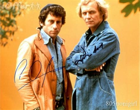 Starsky And Hutch Cast Where Are They Now - starsky and hutch cast signed photo x2 david soul for sale