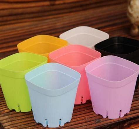 vasi per fiori in plastica vasi plastica vasi da giardino
