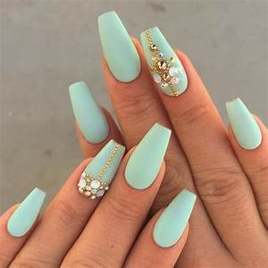 20 Astonishing Matte Nail Designs That You Will Love ...