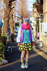 Lepetitrobert, Harajuku, Fashion, Walk, Japanese, Street, Style