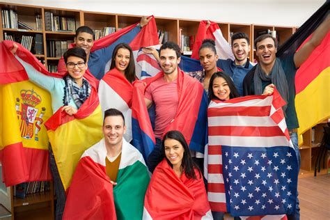 intern students foreign exchange students say u s high schools value