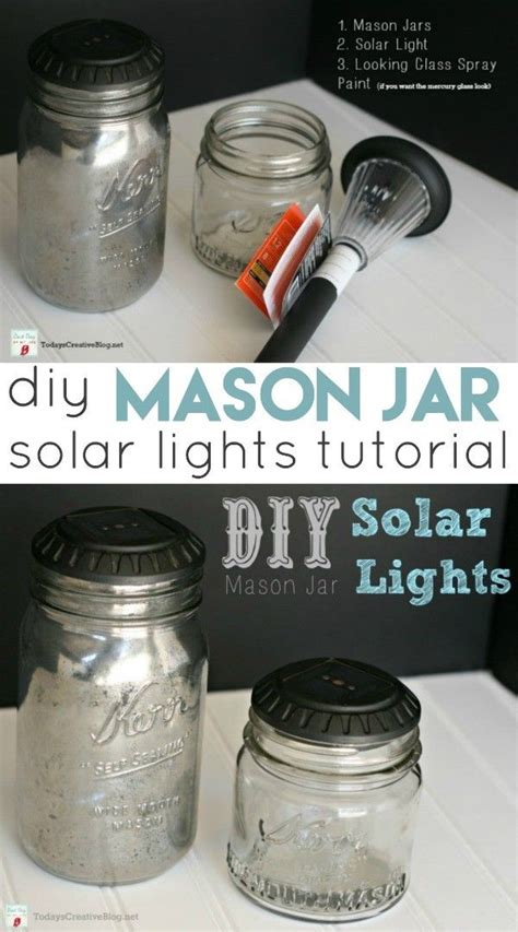 25 best ideas about solar jars on solar