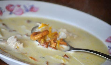 Gaileņu zupa ar vistu - Receptes - epadomi.lv