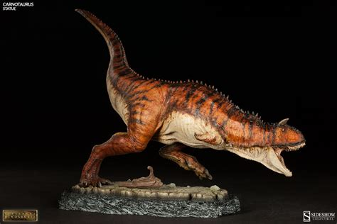 Dinosauria Collection Carnotaurus And Apatosaurus Statues