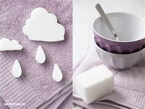 Lavendelseife Selber Machen : muttertags diy seife in wolkenform selber machen nicest ~ Lizthompson.info Haus und Dekorationen