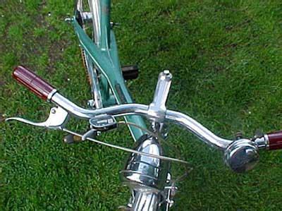 fahrrad lenker typen hercules 2000 die details