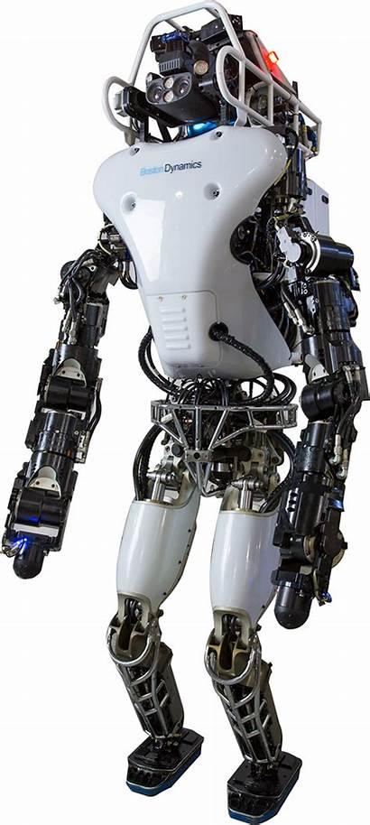 Robot Atlas Robots Future Humanoid Fared Feet