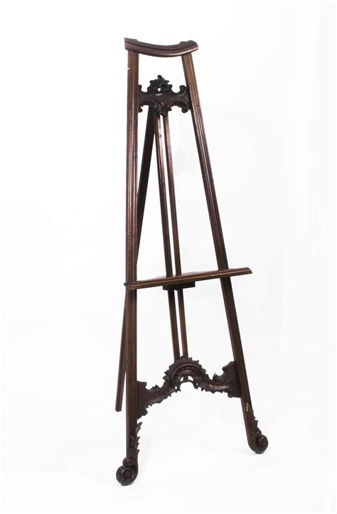 Decorative Floor Easel Stands by Regent Antiques Paintings And Prints Antique Paintings