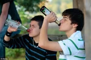 pop lyrics encourage young  binge drink quarter