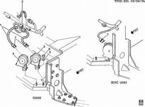 Wiring Harness  Horn  U0026 Horn Wiring