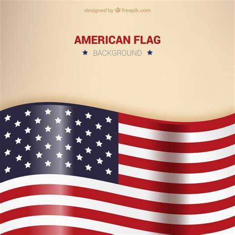 achtergrond glanzende verenigde staten vlag gratis