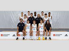 Noticias de la cantera del Real Madrid Baloncesto Real