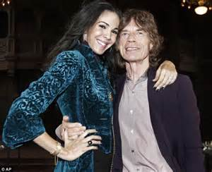 daughter mick jagger  disowned saved