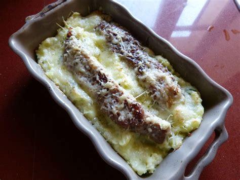 cuisiner saucisse de toulouse saucisse de toulouse en gratin bigmammy en ligne