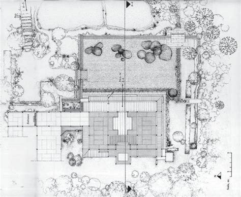 Japanischer Garten Planen by Shōden Ji Garden Plan View From Bring And Wayenbergh