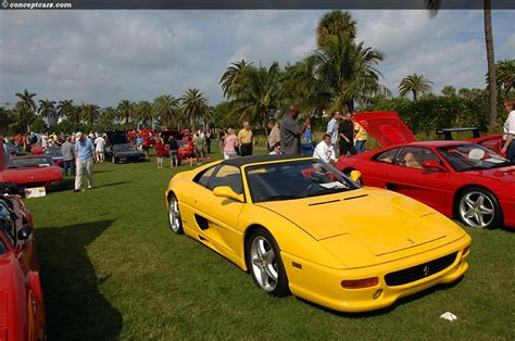 This is a designed to dampen vibrations where the center section of the sway bar attaches to your vehicle's frame. Auction results and data for 1997 Ferrari F355 - conceptcarz.com