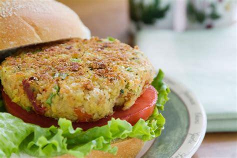 passe plat cuisine hamburger végétarien recettes du québec