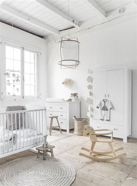 baby nursery bedroom inspiration scandinavian pastel