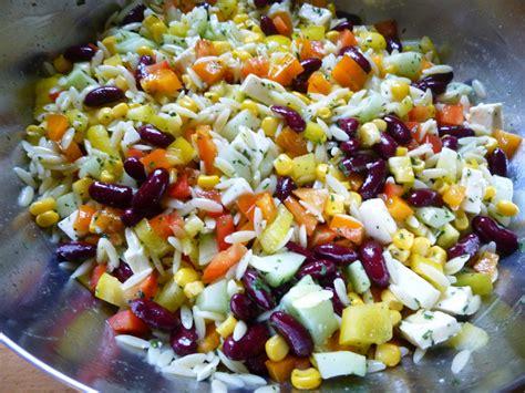 kritharaki salat rezept mit bild kochbarde