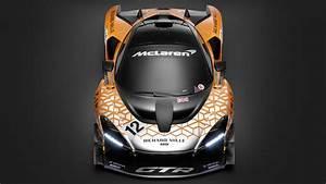 2019 McLaren Senna GTR Concept 5K 2 Wallpaper HD Car