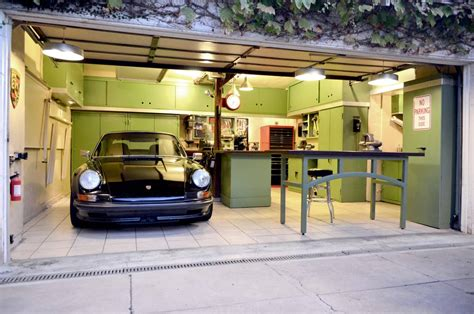 Garages are not usually heated or cooled, because they are considered an outside space/storage space that does not need the heat and air regulated. Top 10 Garage Conversion Ideas Trends 2017 - TheyDesign ...
