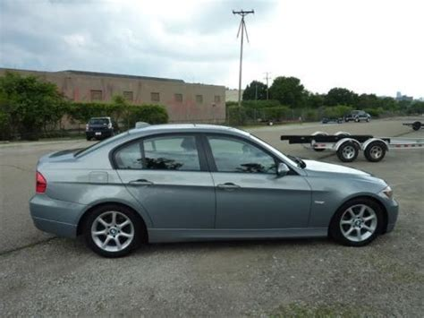 Buy Used 2007 Bmw 328i 6 Speed Manual Sport, Arctic